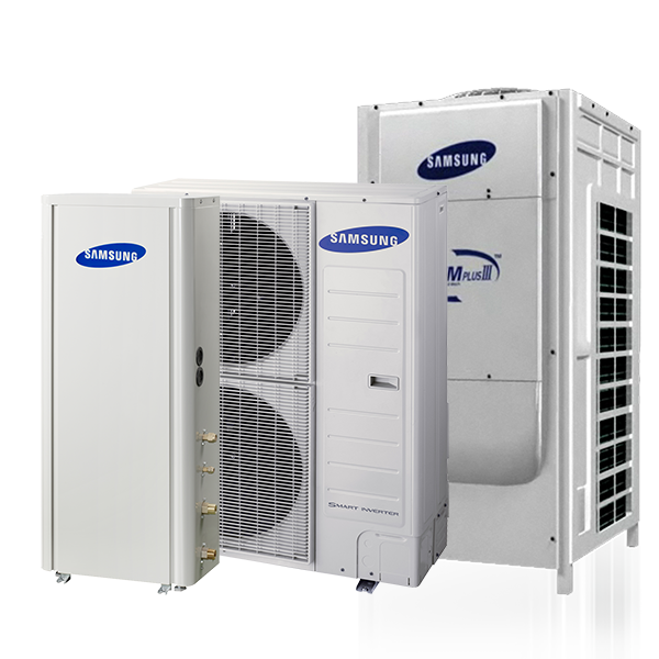 Samsung EHS DVM (Υψηλών Θερμοκρασιών).