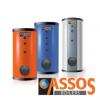 Δοχείο Ζεστού Νερού ASSOS για Αντλίες Θερμότητας